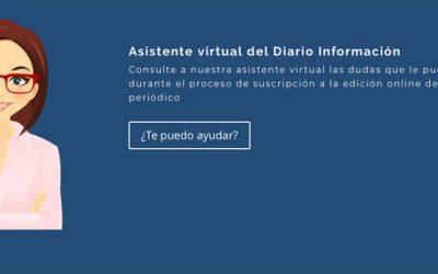 Ana, el chatbot que te ayuda con tu suscripción del Diario Información