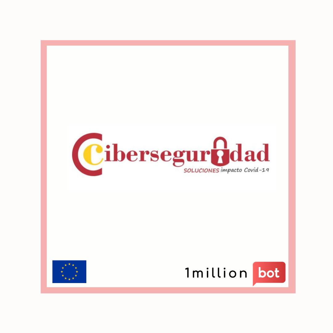 1millionbot entra en el programa Ciberseguridad 2021 convocado por la Cámara de Comercio de Alicante