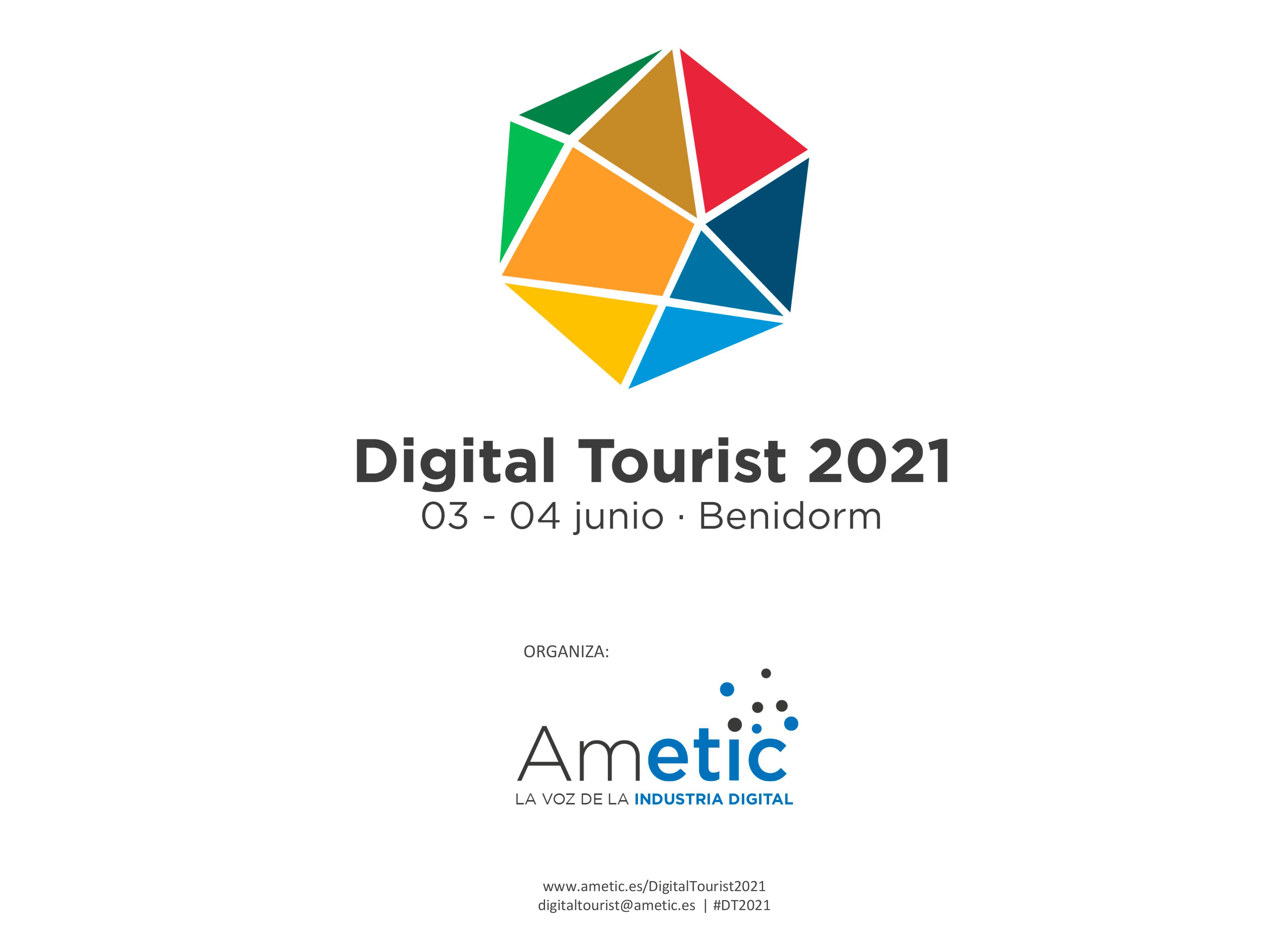 1millionbot está presente en el congreso Digital Tourist 2021 de Benidorm hasta el 4 de junio