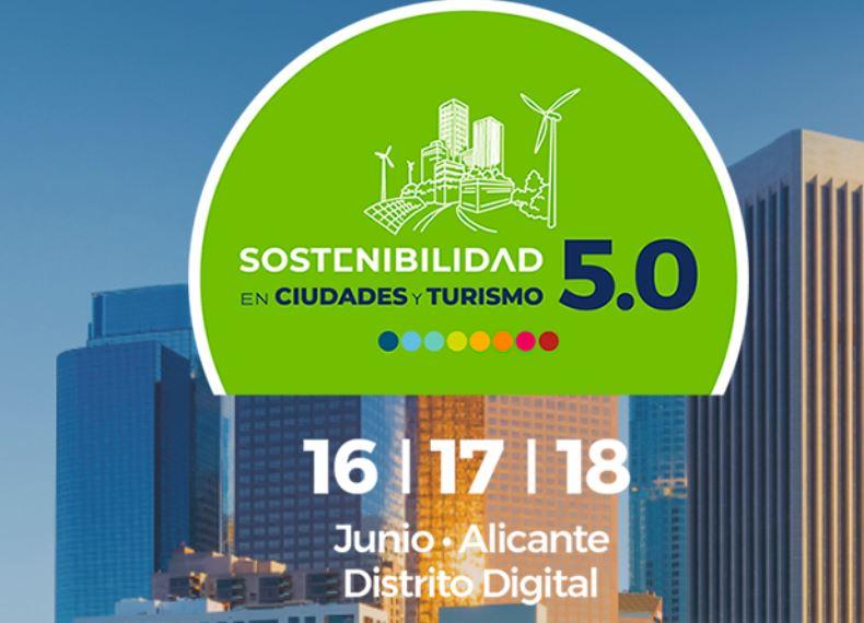 Distrito Digital de Alicante acoge el I Foro Internacional  Territorios y turismo sostenible 5.0