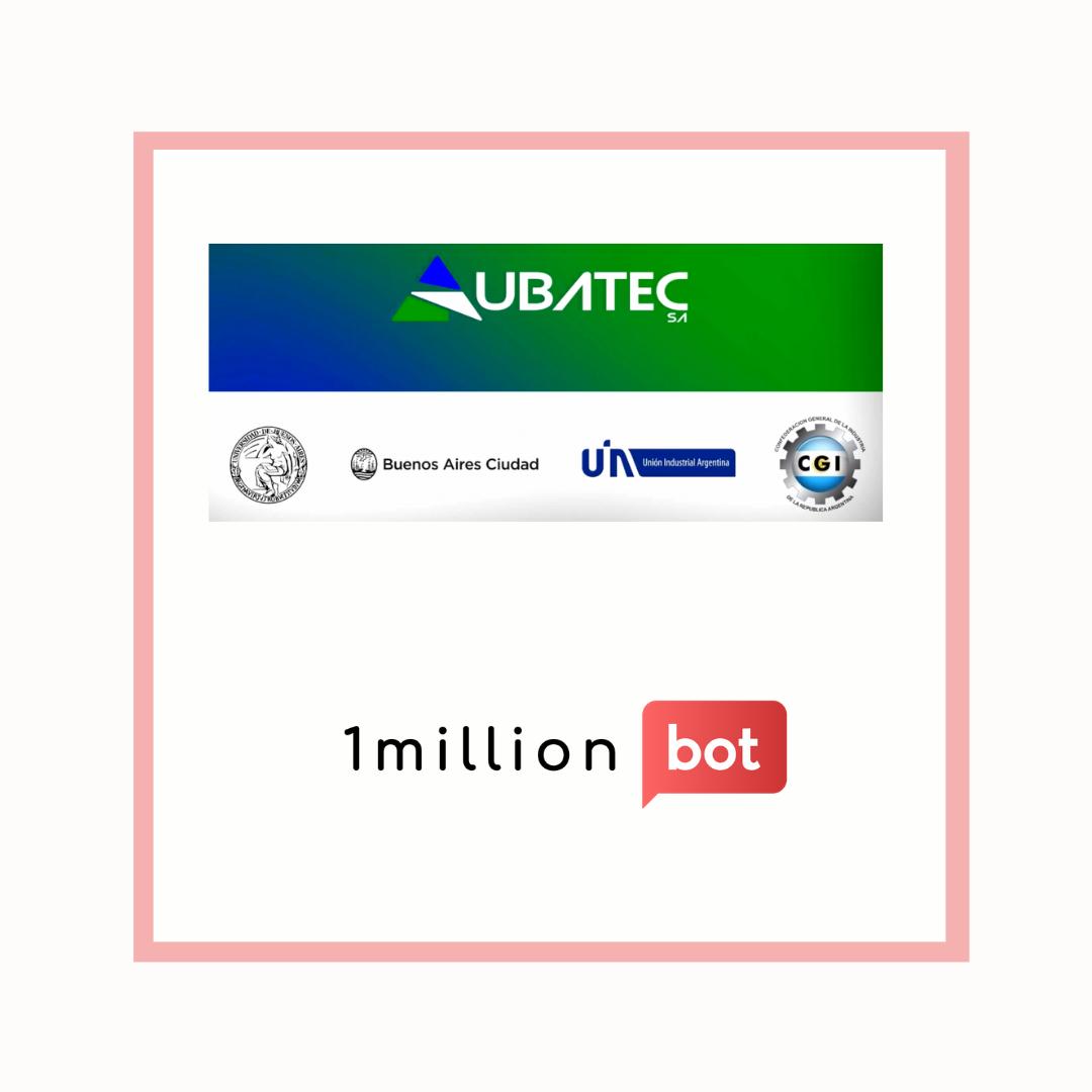 1millionbot en Buenos Aires de la mano de la prestigiosa Ubatec: Un acuerdo estratégico para desarrollar un chatbot vinculado a consultas sobre el COVID-19 y su vacuna en Buenos Aires