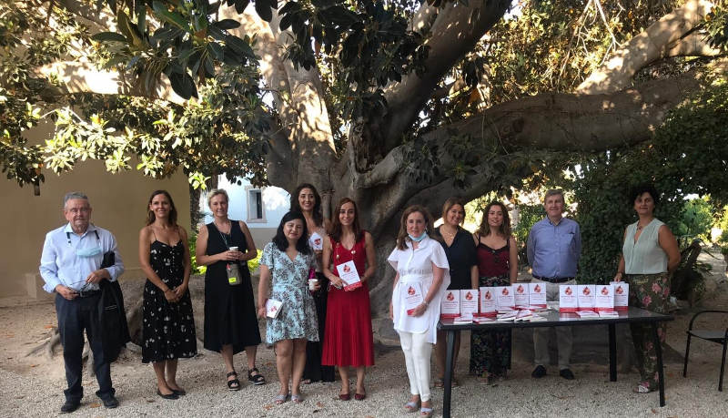 Teresa Alarcos, presidenta de W Startup Community, presenta su libro 'Emprendedoras, Las líderes que cambian el mundo en la era digital' en OST Torre Juana