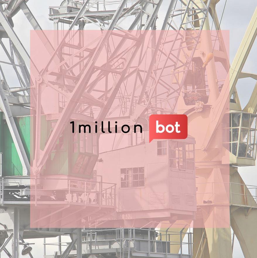 El «Citius, Altius, Fortius» de 1millionbot para aportar soluciones en los puertos marítimos: «Más rápido, más seguro y con mejor información»